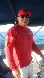 Capt. Pete in puerto vallarta fishing charters