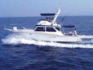 Puerto Vallarta fishing boat