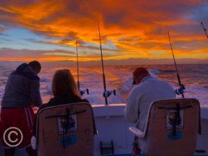 fishing puerto vallarta at sunrise