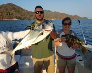 fishing in Puerto Vallarta Mexico for roosterfish