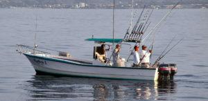 puerto vallarta panga fishing boat