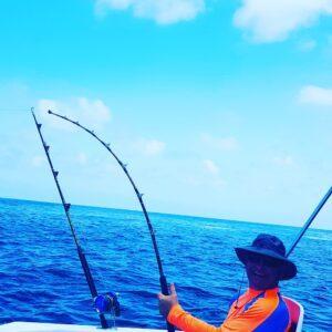 puerto vallarta summertime fishing