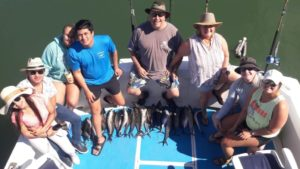 fishing in Puerto Vallarta January